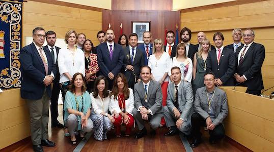 Jos de la uz alcalde de las rozas for Obra nueva las rozas